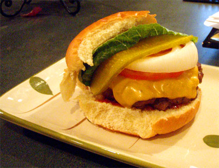 Best grilled hamburger recipe ever nachounderpants i found this recipe in an martha stewart cooking magazine a few years ago and have used it ever since everyone raves about these hamburgers and asks for forumfinder Images