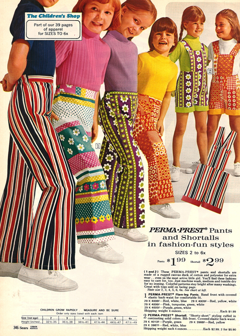 A Little Bit of Everything: Sears Summer Catalogue, 1972